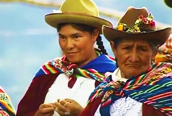 Being a woman in Peru
